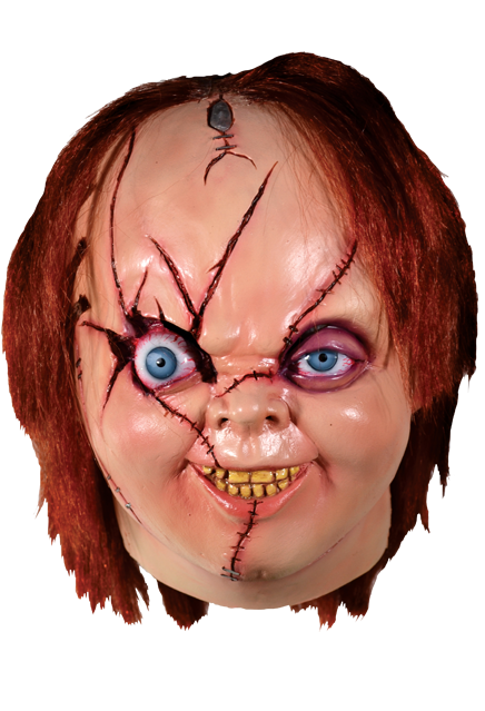 CHILD'S PLAY 4:  BRIDE OF CHUCKY – CHUCK MASK (VERSION 2)