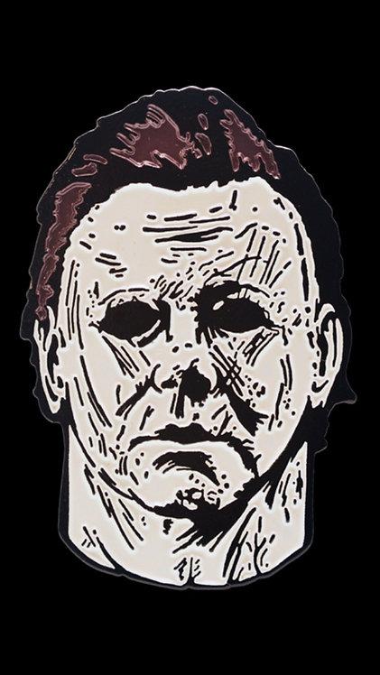 Halloween (2018) – Michael Myers Enamel Pin