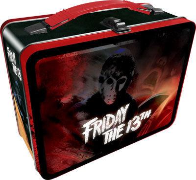 Friday the 13th Retro Tin Lunch Box (Generation 2)