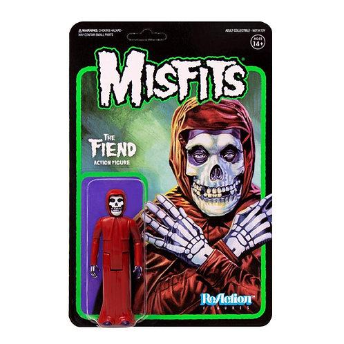 """Super7 – Misfits The Fiend (Crimson Red) 3.75"""" ReAction Figure"""