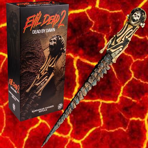 "EVIL DEAD 2 – KANDARIAN DAGGER PROP (25"")"