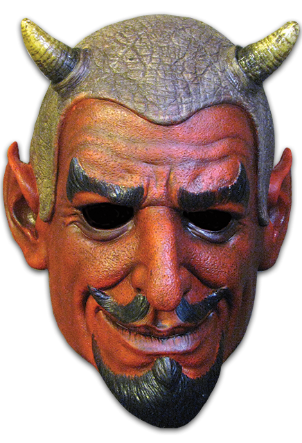 TALES FROM HALLOWEEN – OL' SCRATCH MASK