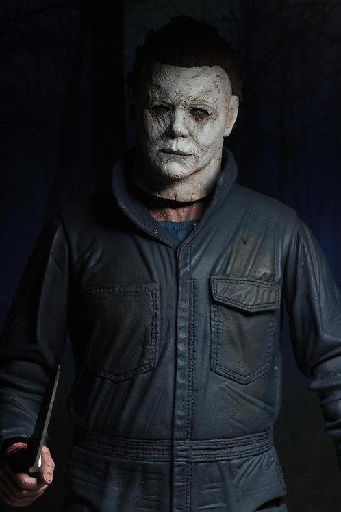 "NECA Halloween (2018) – Michael Myers ¼ Scale Action Figure (18"")"