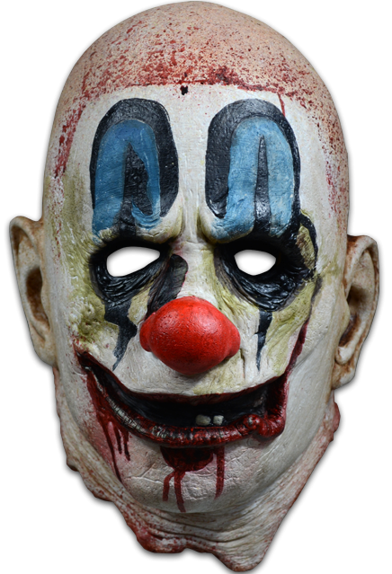 ROB ZOMBIE'S 31 – MOVIE POSTER CLOWN MASK