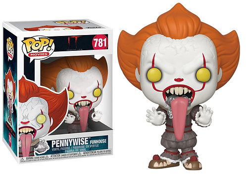 IT Chapter Two – Pennywise (Funhouse) Funko Pop! Vinyl Figure