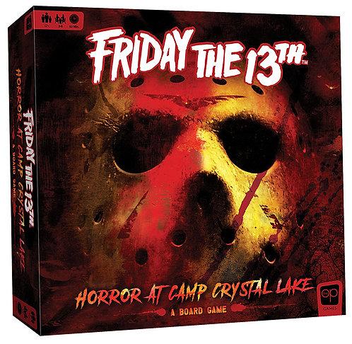 Friday the 13th – Horror at Camp Crystal Lake Board Game