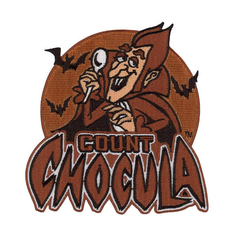 General Mills – Count Chocula Deluxe Embroidered Patch