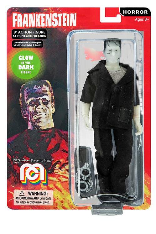 """Mego – Frankenstein's Monster 8"""" Clothed Action Figure"""