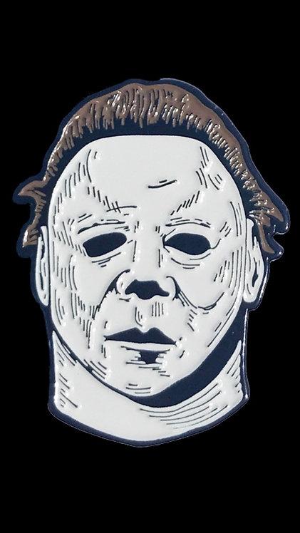 Halloween II – Michael Myers Enamel Pin