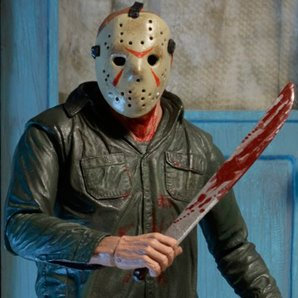 "NECA Friday the 13th Part 3 – Ultimate Jason 7"" Scale Action Figure"