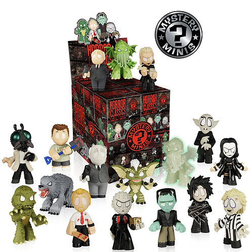 HORROR Mystery Minis Series 2 - Case of 12
