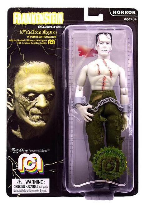 """Mego – Frankenstein's Monster (Version 2) 8"""" Clothed Action Figure"""