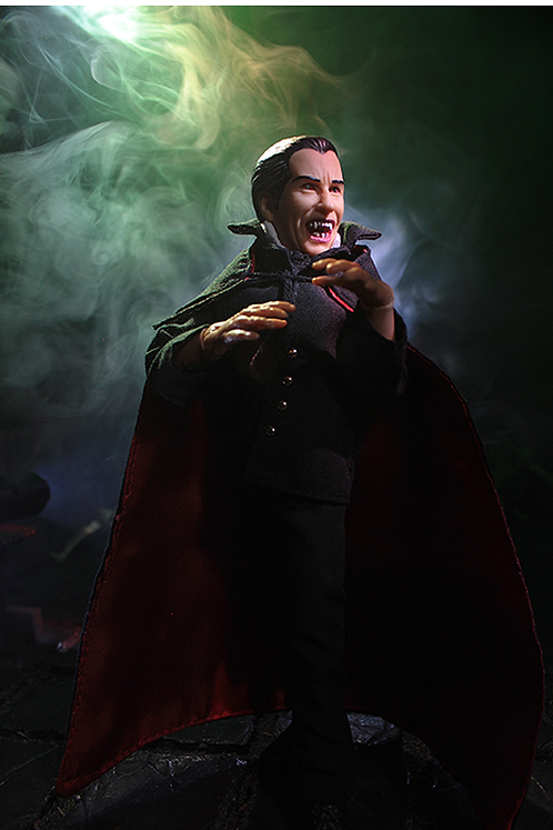 "Mego – Hammer Horror Dracula 8"" Clothed Action Figure"