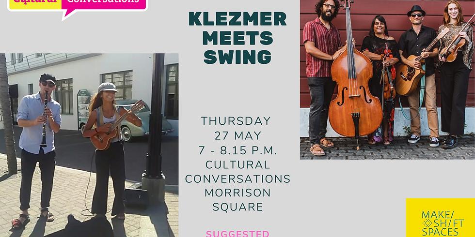 Klezmer meets Swing