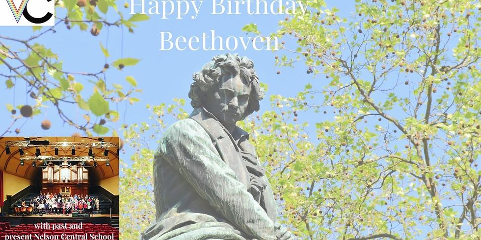 Happy Birthday Beethoven Tuku 21
