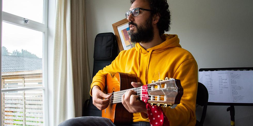 Music from Alvaro Saura