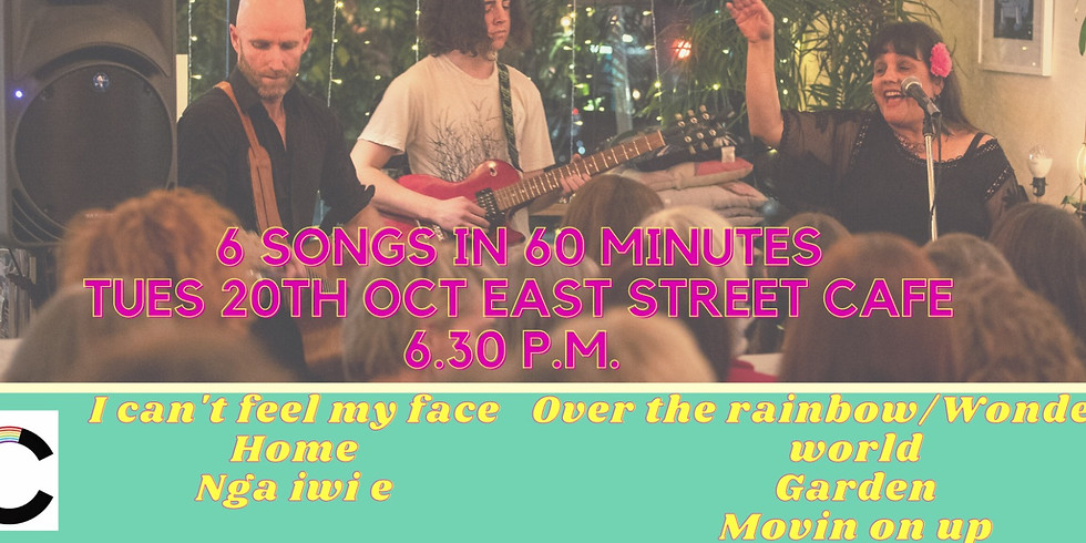 6 songs 60 minutes