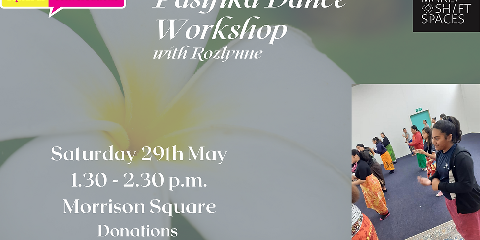Pasifika Dance Workshop for all