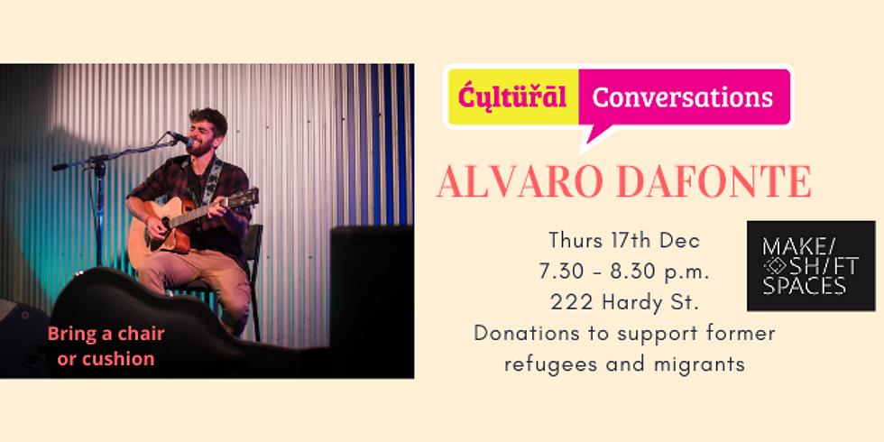 A taste of music from Uruguay with Alvaro Dafonte