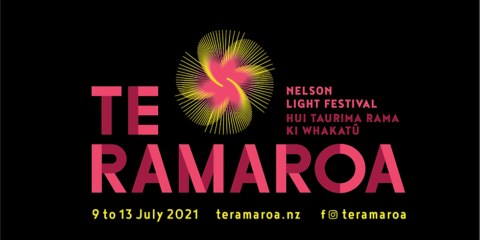 Bike Rave at Te Ramaroa