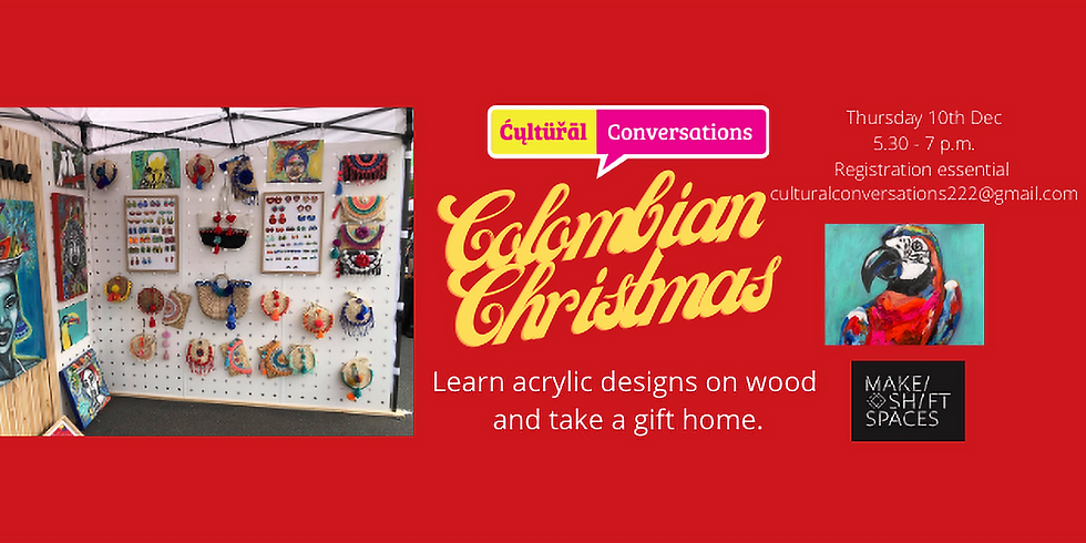 Make a Colombian Christmas present
