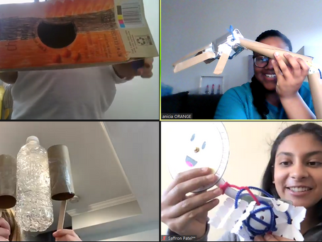 A Peek into Our Programming: Spring Clubs, #WeekInReview, and #SCFGLive!
