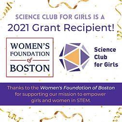 We Got a 2021 Women's Foundation of Bost