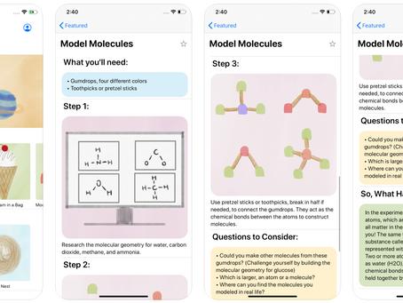 Former Junior Mentors Develop STEM Learning App: MadLabz