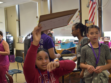 Another Successful Year of Programming! Science Clubs, STEMinistas, and Junior Mentors