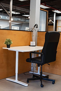 Mason Private Desk