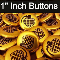 1 Inch Round Buttons