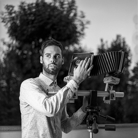 In 2017-2018 he worked as part of Park Associati's team with the task of rendering architecture through 3D graphics, visualising the project for the purpose of design and through photography and video in the final stage of publication.  In 2019 he started freelancing working on architecture visualisation, from 3D to photography and video. His personal photographic projects focus on derelict architecture and the urban shape of cities.
