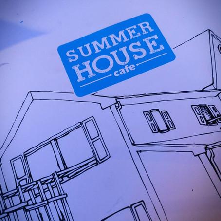 Reviewing Summer House Cafe , Mumbai