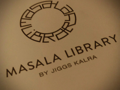 Our Heavenly Meal @ MASALA LIBRARY BY Jigs Kalra