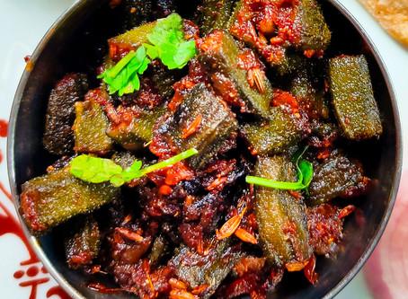 Dry Bhindi Masala