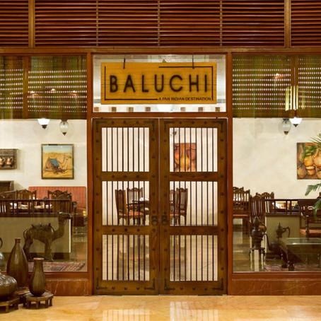 ZAIKA-E-AWADH at BALUCHI -The Lalit , Mumbai