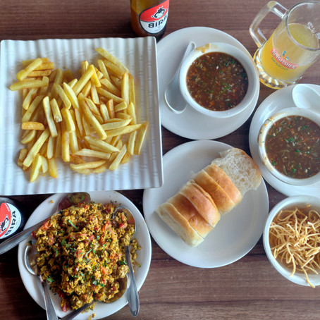 Restaurant Review : Cafe Ideal, Chowpaty