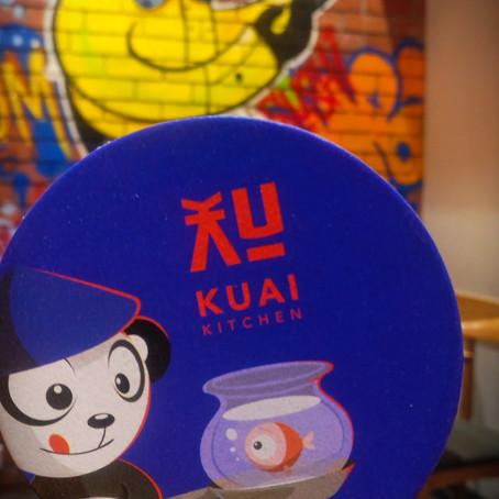 Sushi that is Pocket Friendly @ KUAI Kitchen