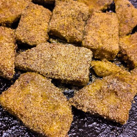 Recipe : Suranachi Kaap / Vadi ( Shallow Fried Elephant Foot Yam)