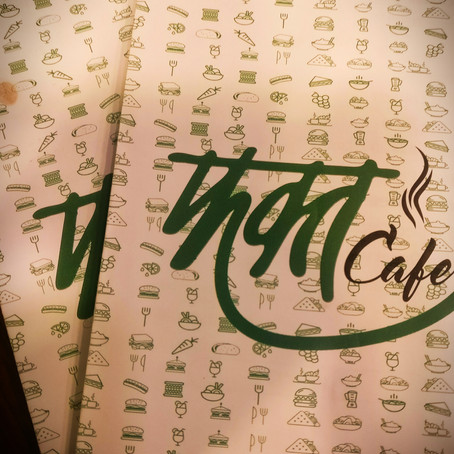 Mouthwatering Paninis @Fakt Café , Malad