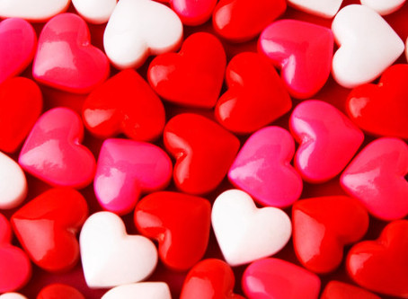 The Talking Bee's recommendations for Valentine's Day