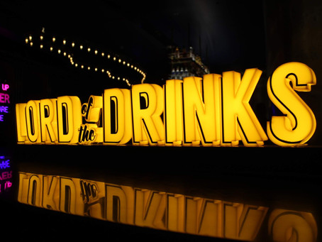 Welcoming the new LORD OF THE DRINKS POWAI