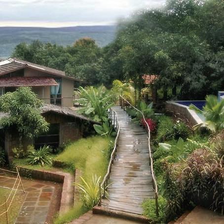 Resort Review : Chaitraban Resort, Harnai (Dapoli)