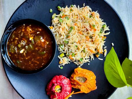 Review : Chop & Chew Mumbai ( Momos and More)