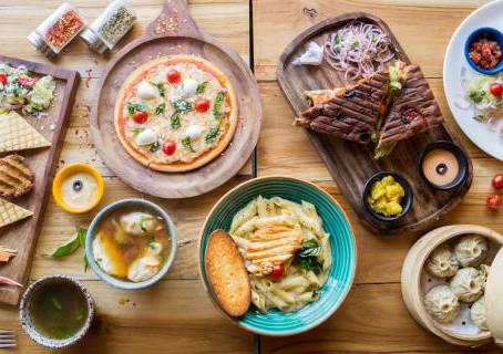 Feel Good Food @THE GOOD FOOD CAFE