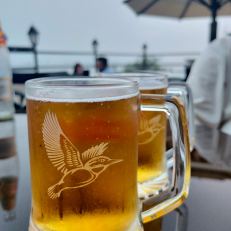Restaurant Review : Bayview Cafe, Colaba