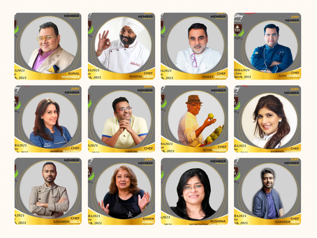 Food Bloggers Awards 2021, India.