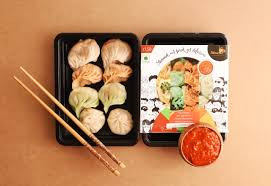 Product Review : Steam Up Momos