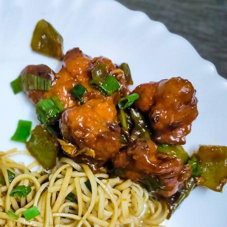 Recipe : Gobhi Manchurian