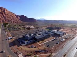 Rocky Vista Arial View